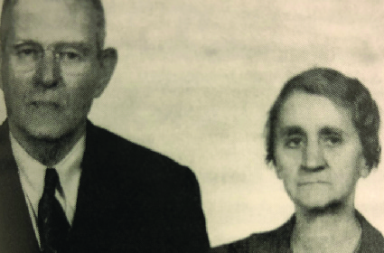 V.L. Price (picture with wife, Sarah)